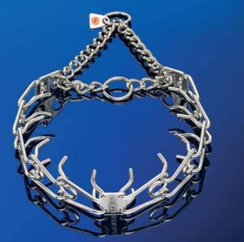 Collar sprenger acero inoxidable 58cm