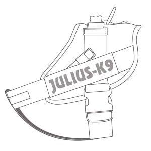 Accesorio petral Julius K-9
